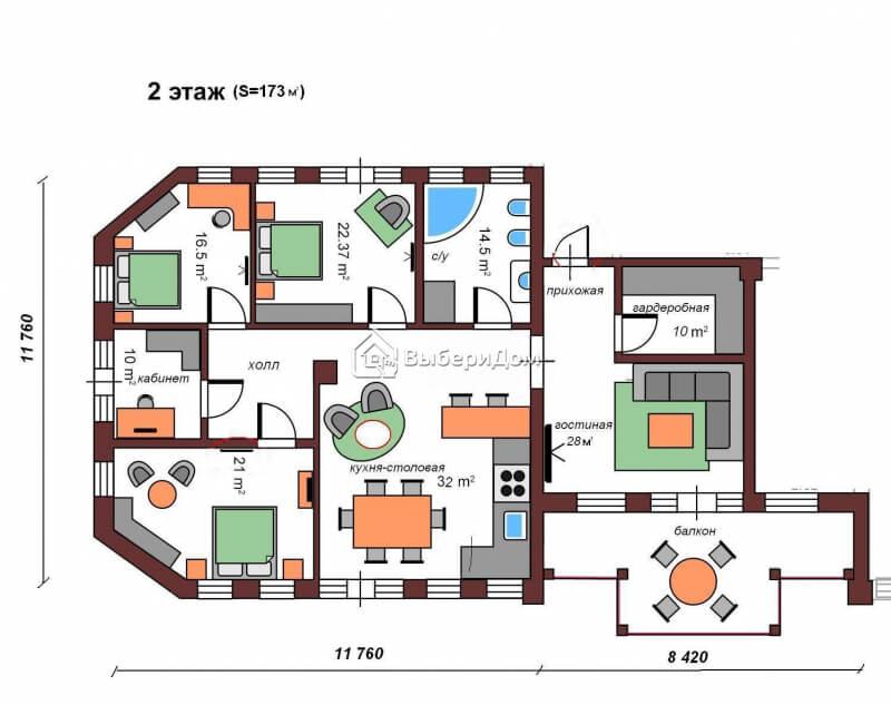 Как квартира - только лучше!