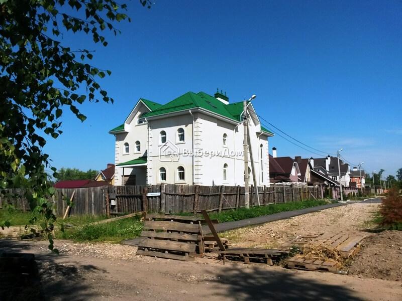 Коттедж в д.Бухарово