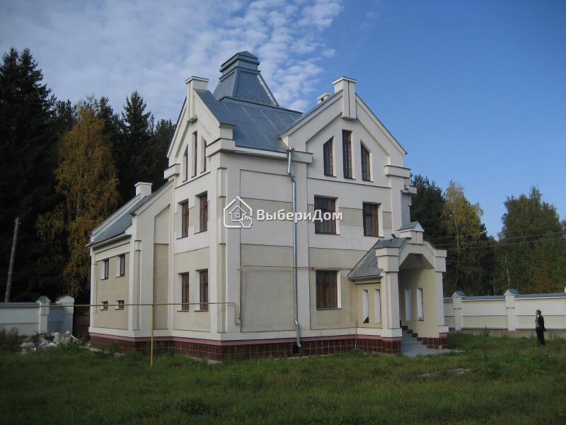 Коттедж в д.Бухарово рядом с лесом