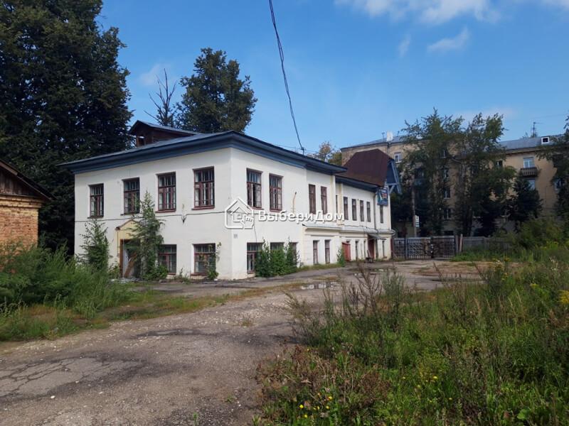 Отдельностоящее здание