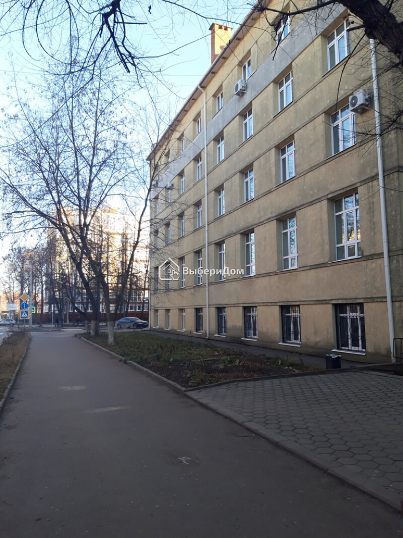 Офис с хорошим ремонтом в центре города