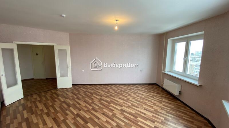3х комнатная квартира 97 м² в новом доме