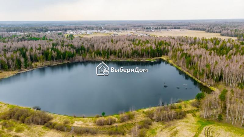 Уютный загородный домик рядом с лесом и озером