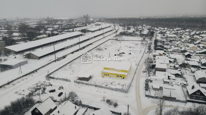 Административно-складское здание в г.Иваново